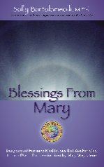 Blessings From Mary, Book Cover